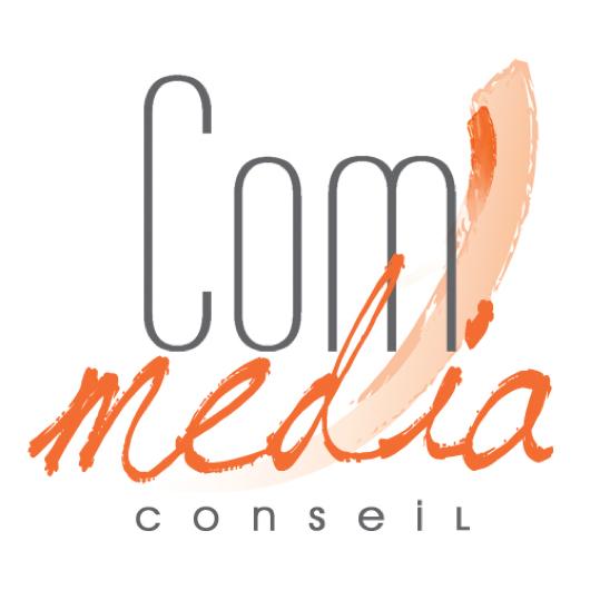 Com' Media Conseil Logo